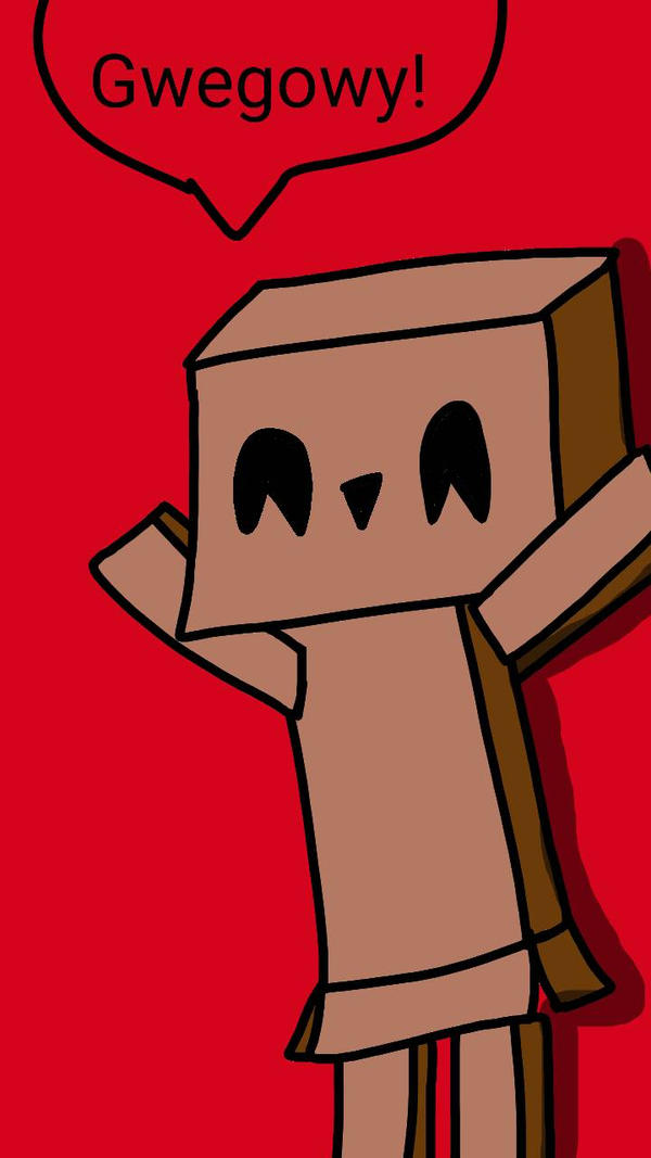 Cardboard Friend VT by KidGamer04
