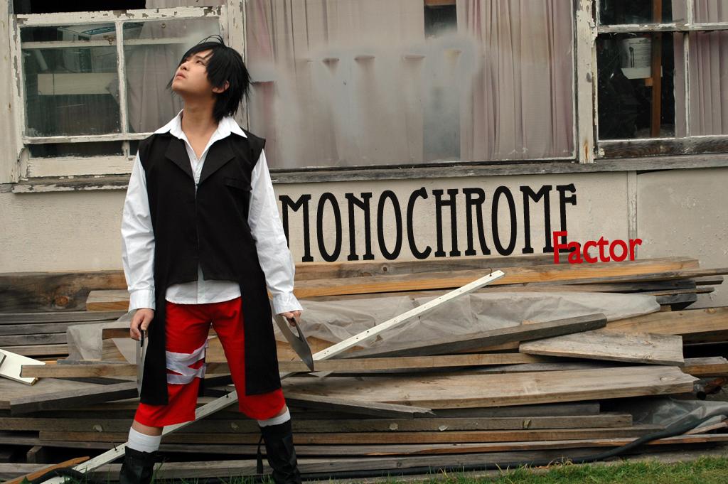 Monochrome Factor Akira Nikaido: MonochromeFactor Akira By Dannieh On DeviantArt