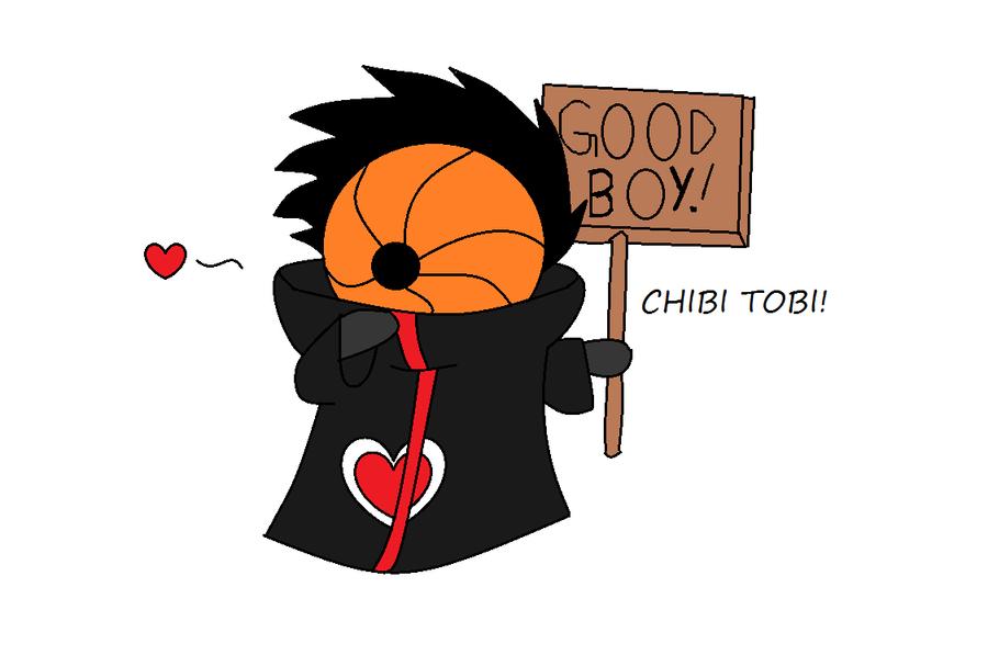 chibi tobi by harmpink456Akatsuki Chibi Tobi