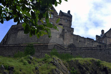 Edinburgh ~ Mystery by MirunaP