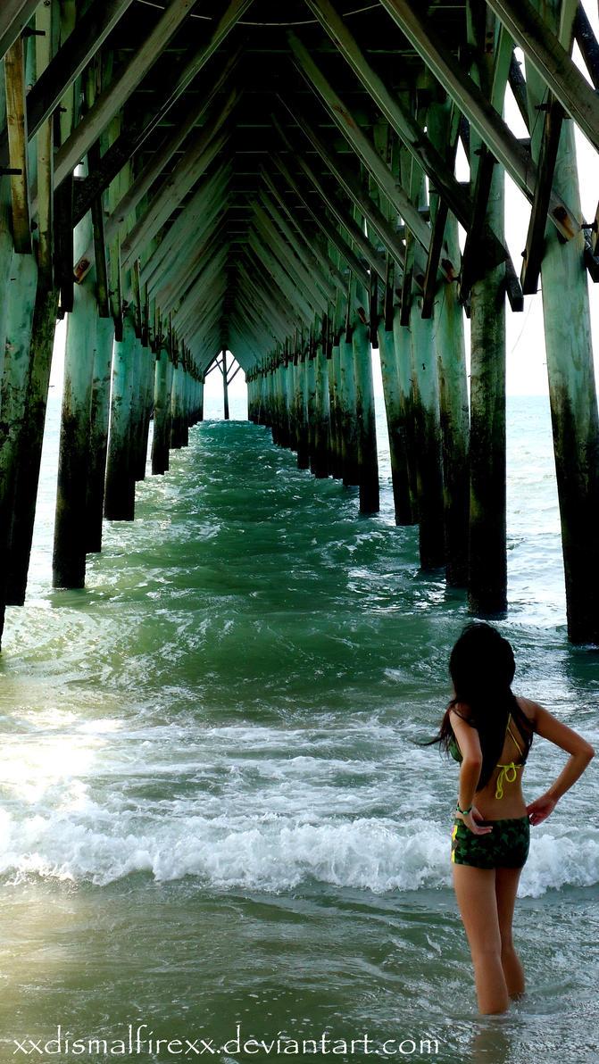 Gateway to Atlantis I by XxDismalFirexX