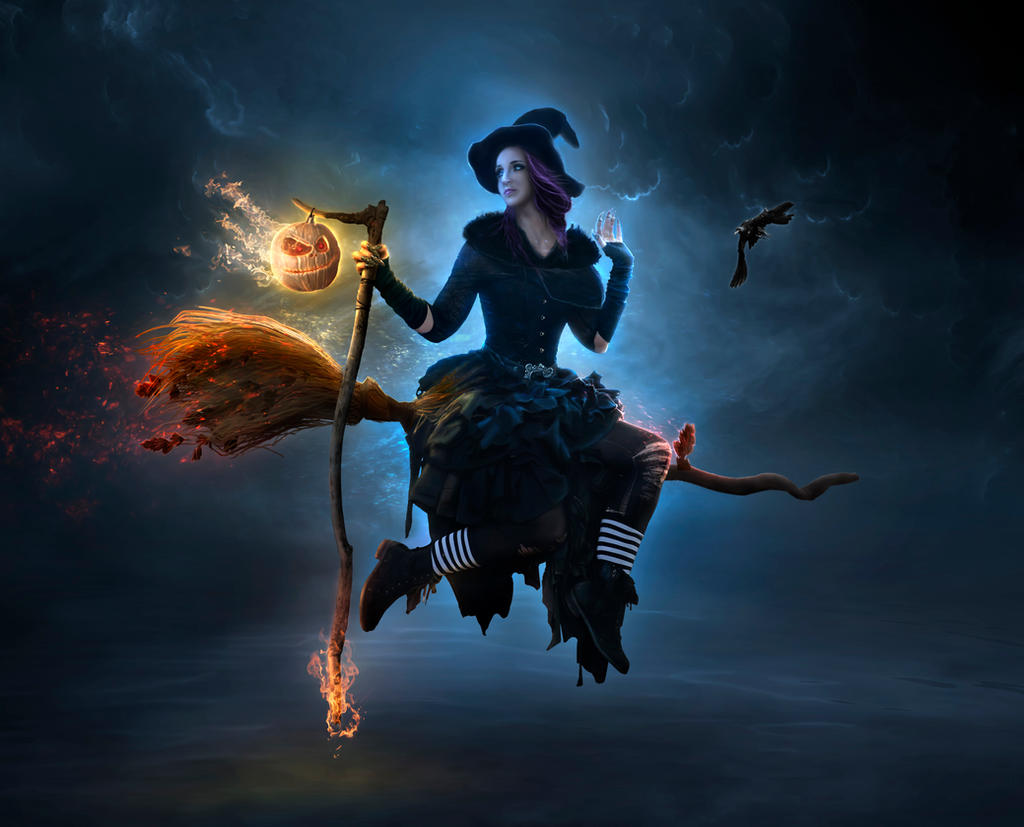 Witch by staples5mm