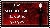 F2U Slenderman stamp