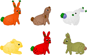 Foonnies adoptables - name your price [3/6 OPEN]