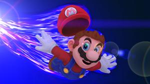 Wallpaper: Super Mario Galaxy ver.: Odyssey by luisfelipe2408