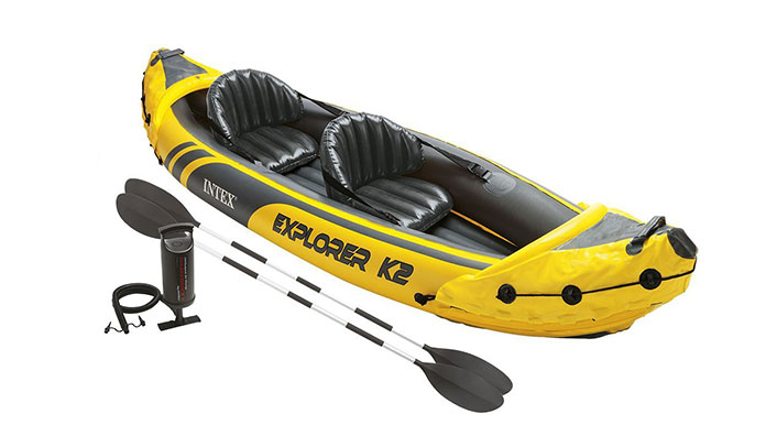 Tandem Kayak by outdoorpromasters