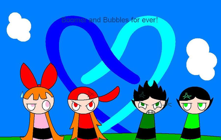 Boomer and Bubbles LOVE by BoomerXBubbles on DeviantArt