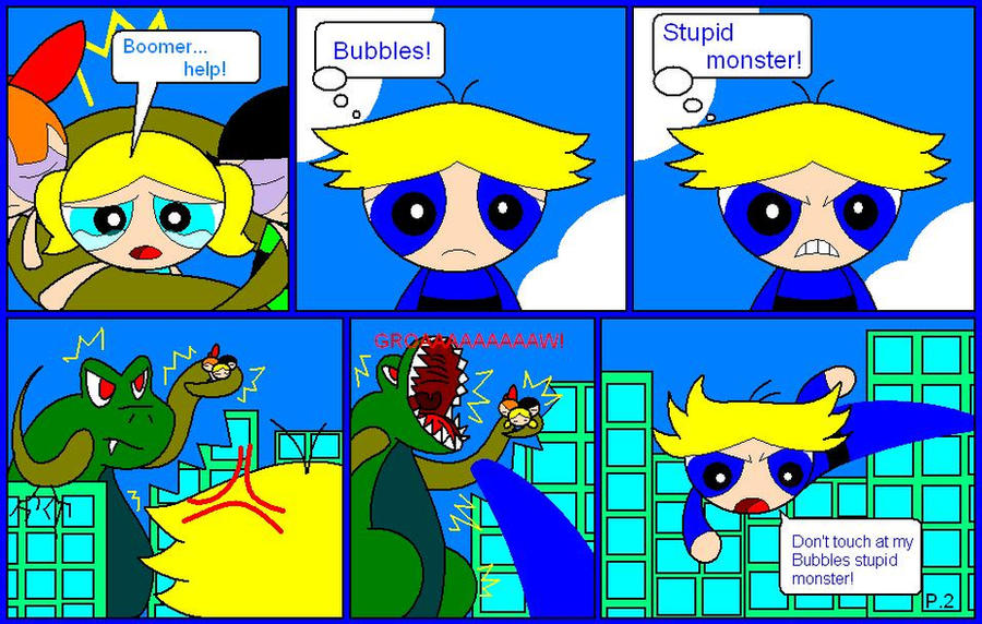 Ppg Rrb Comic Part2 By BoomerXBubbles On DeviantArt