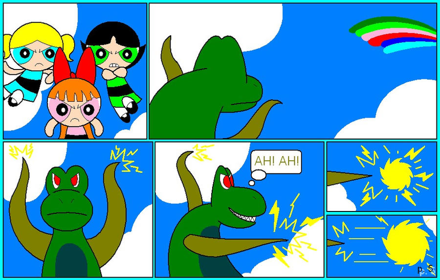 Ppg Rrb Comic Part 5 By BoomerXBubbles On DeviantArt