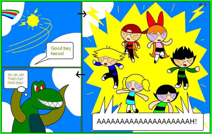 The Gallery For --> Powerpuff Girls Vs Rowdyruff Boys Game