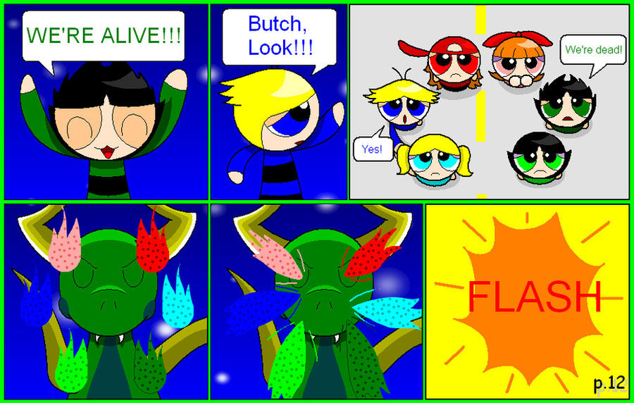 Ppg Rrb Comic Part 12 By BoomerXBubbles On DeviantArt