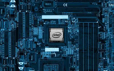 Intel Processor Wallpaper V3