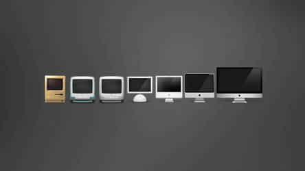 The Evolution Of Mac