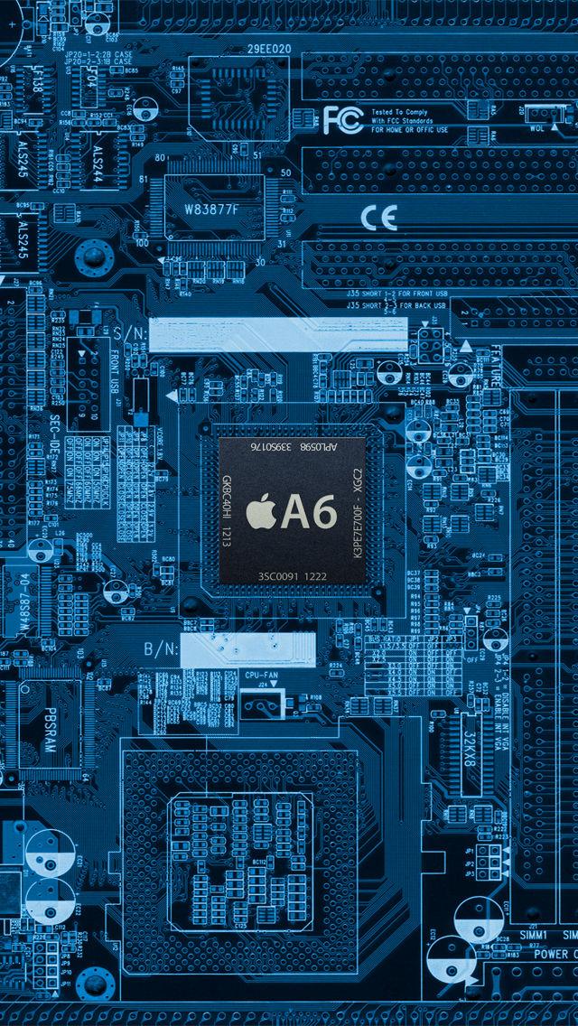 iPhone 5 A6 Wallpaper