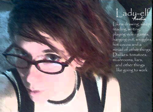 lady-elf's Profile Picture