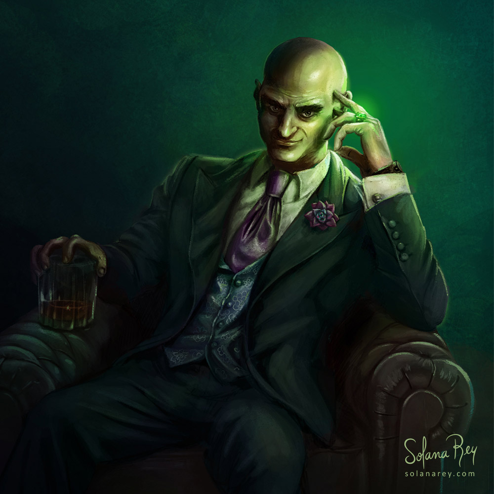 26 Most Unwanted Fictional Characters In The Real World Alexander Joseph Luthor, a fictional supervillain in American comic books by DC books