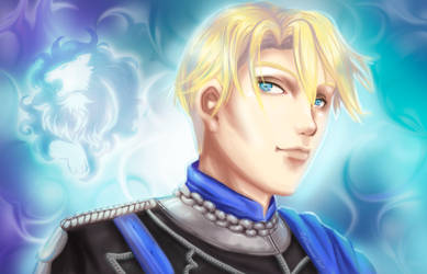 Dimitri - Fire Emblem: Three Houses