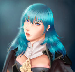 Byleth - Fire Emblem: Three Houses
