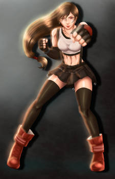 Tifa Lockhart (Final Fantasy VII)