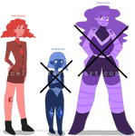 [ALL SOLD] Gemsona Adopt!