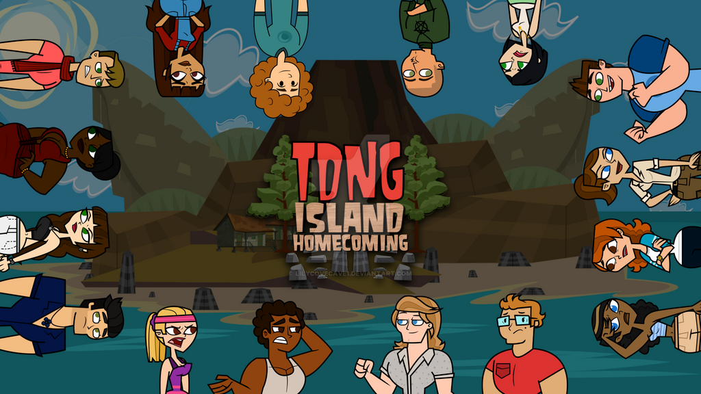 total drama island homecoming cast by lilycovecave1 on deviantart