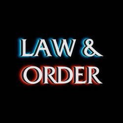 Law and Order Logo Remake (NOT PHOTOSHOPPED!!!!)