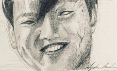 Train to Busan Drawing