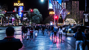 Vegas 2018 Street