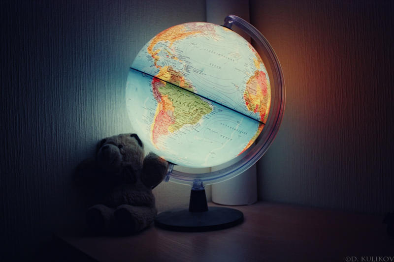 Earth and Bear
