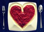 eatable heart.