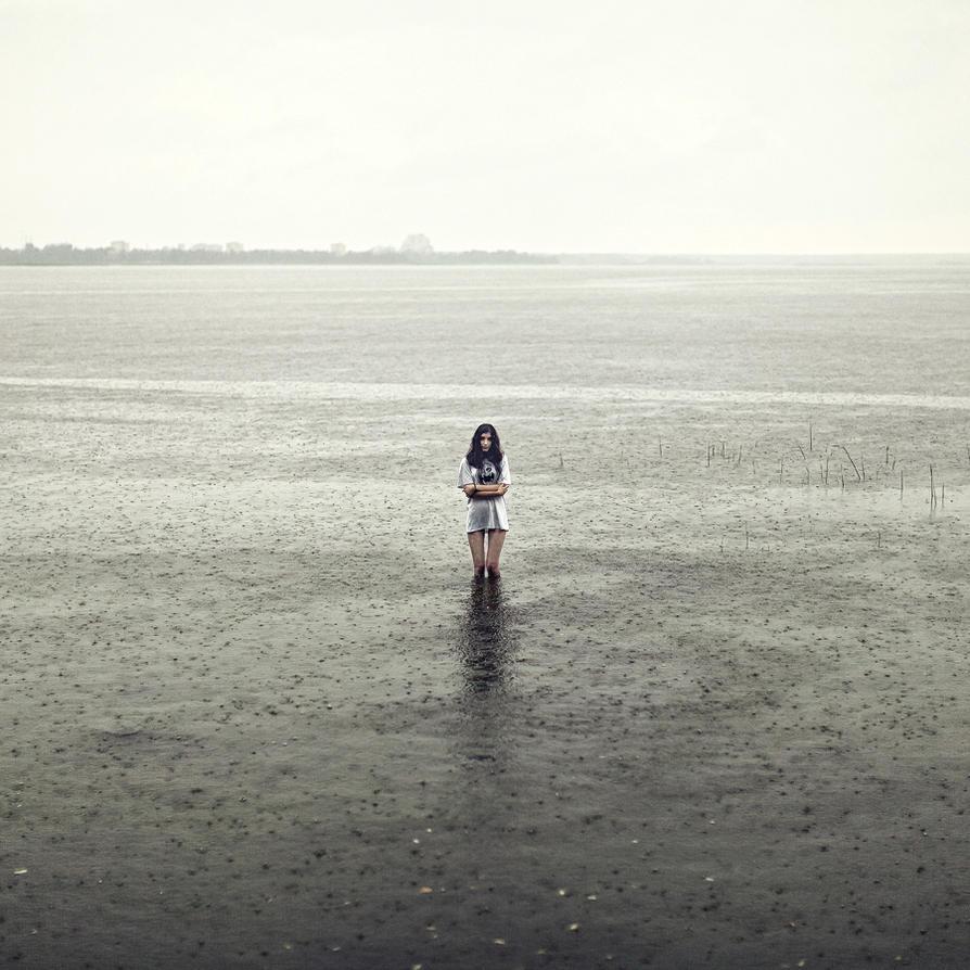 rainy lake. by Altingfest