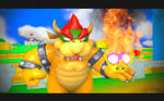 Bowser's Right Decision