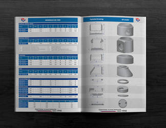 Product sheet of precast - drainage by PeterKorbas