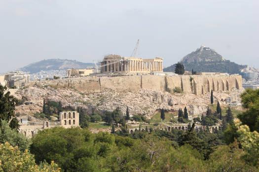 The Akropoli - Athens