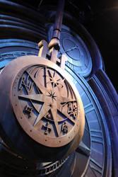 Hogwarts' Clocktower Pendulum - London