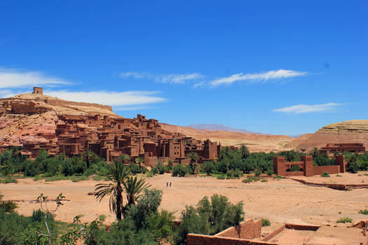 Ait-Ben-Haddou - Morocco