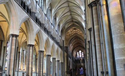 Salisbury Cathedral - Salisbury