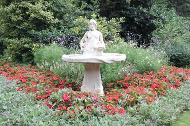 Fountain Maiden - Hyde Park (London)