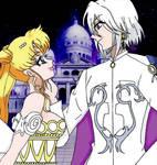 Princess Serenity Meets Prince Demando