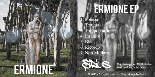 Sirius - Ermione EP - CD Cover | Both Sides | by McKsBack