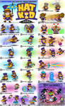 Hat Kid - Super Smash Bros. Moveset Compendium