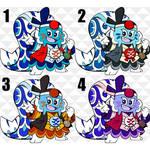 The Final Four (KoiKoi Colors Test)