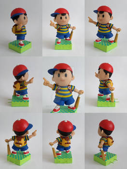 Ness Collage