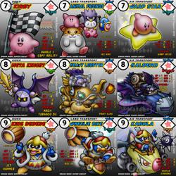 SBSC Kirby Series