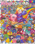 KRR Decade - Kirby Fansite Poster