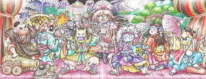 Kabuki Rainbow Resort - Site Staff/Fans