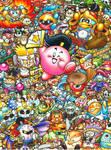 Samurai Kirby Universe Concept