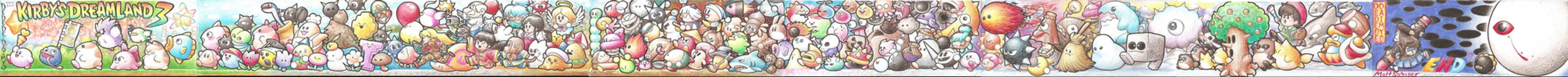 Kirby's Dream Land 3 Emaki