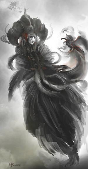 Raven Lamia
