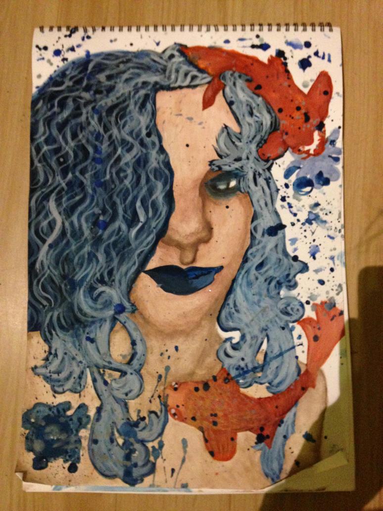 Mermaid? by TheMaximusCatimus
